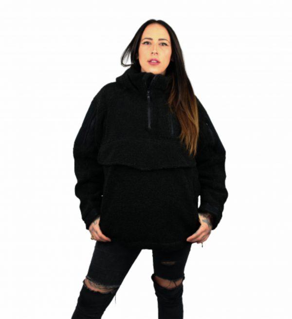urbantown-ropa-urban-chaqueta-mujer-negra-hoodie